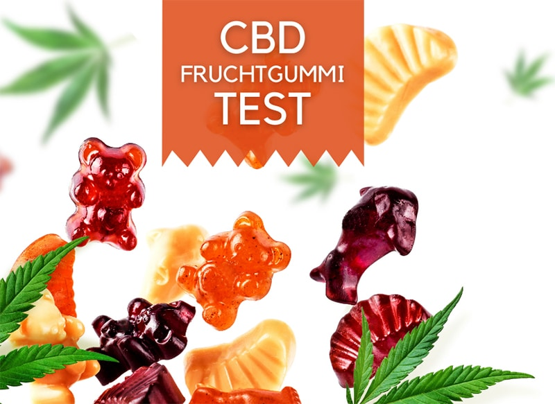 CBD Fruchtgummi Test
